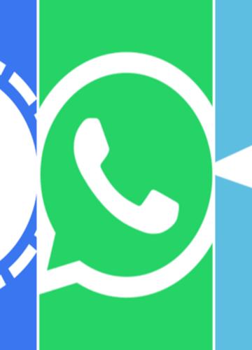 WhatsApp Vs Signal Vs Telegram Vs Messenger