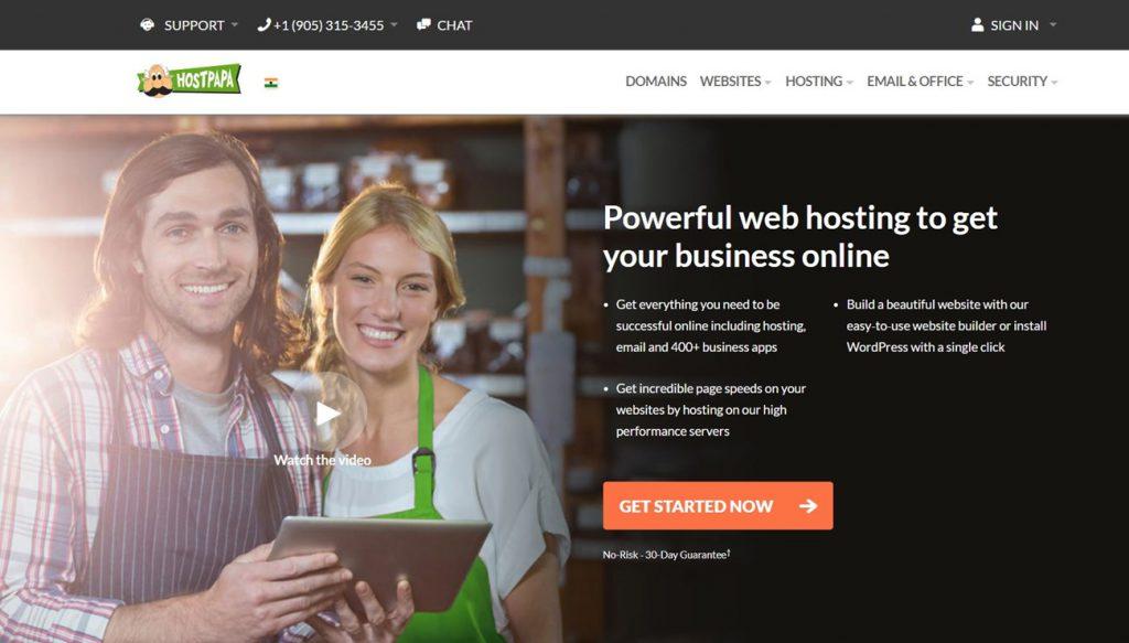 Top 10 web hosting India