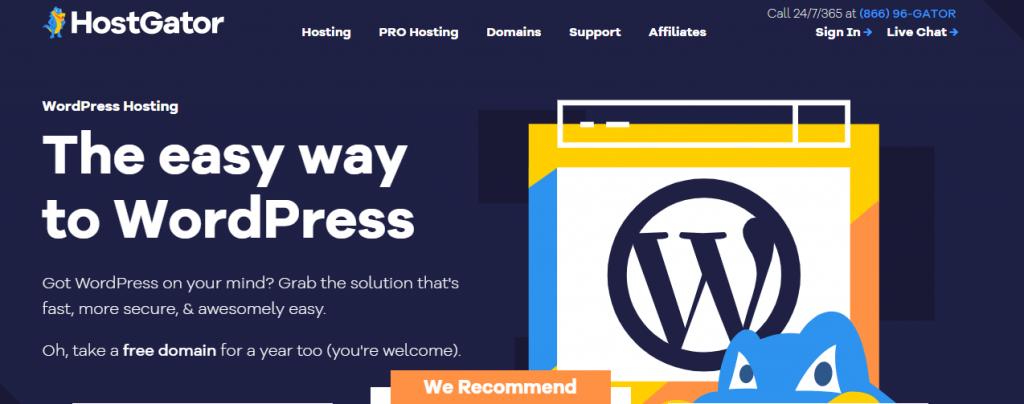 Premium WordPress Hosting Provider