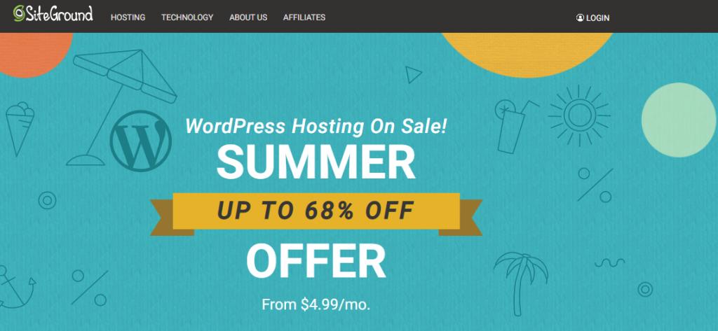Best overall WordPress host