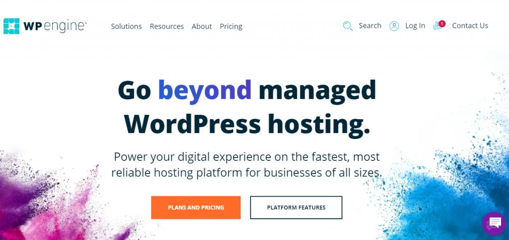 Popular Managed WordPress Hosting